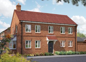 "Thumbnail 4 bed detached house for sale in ""The Montpellier"" at Brook Street, Aston Clinton, Aylesbury"