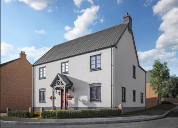 Thumbnail 5 bedroom detached house for sale in Normanton Road, Packington