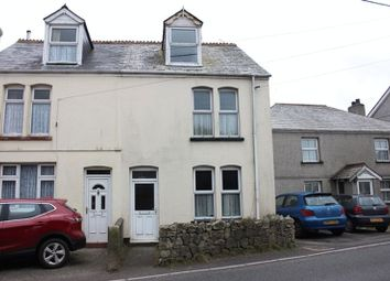 Thumbnail 3 bed semi-detached house for sale in Rosevear Road, Bugle, St. Austell