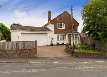 Thumbnail 4 bed detached house for sale in Cot Hill, Plymouth, Devon