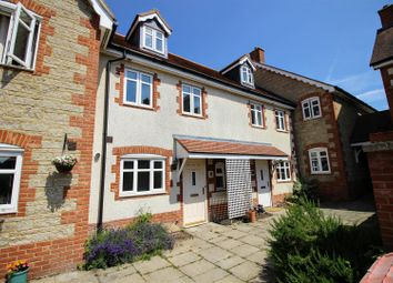 Thumbnail 3 bed terraced house for sale in Somerset Court, Wanborough, Swindon