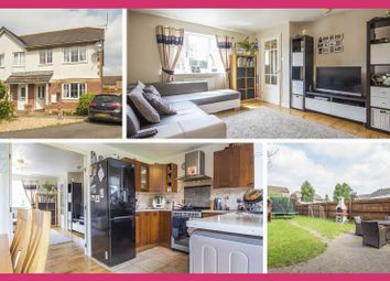3 bed semi-detached house for sale in Burreed Close, St. Mellons, Cardiff CF3