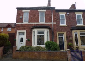 Thumbnail 3 bed terraced house for sale in Croft Terrace, Jarrow