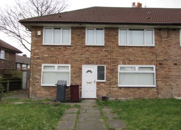 Thumbnail 2 bed flat for sale in Elizabeth Road, Huyton