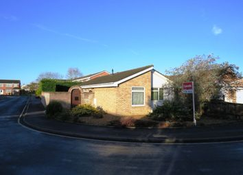 Thumbnail 2 bed detached bungalow for sale in Widecombe Close, Bedford