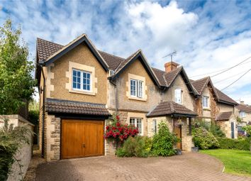 Thumbnail 5 bed semi-detached house for sale in Hartham Lane, Biddestone, Chippenham, Wiltshire