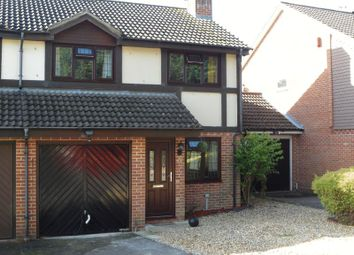 Thumbnail 3 bed property to rent in Woodlands, Chineham, Basingstoke
