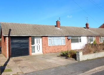 Thumbnail 2 bed semi-detached bungalow for sale in Highcliffe Road, Grantham