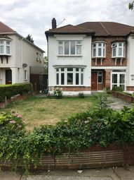 Thumbnail 3 bed semi-detached house to rent in Aragon Drive, Ilford