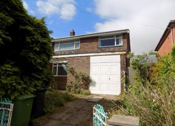 Thumbnail 3 bed end terrace house for sale in Woodcote Way, Sutton Coldfield, West Midlands