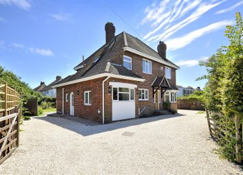 Thumbnail 4 bedroom detached house for sale in Courtlands Way, Worthing