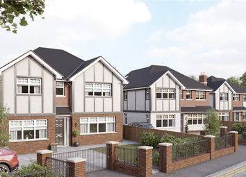 Thumbnail 5 bed detached house for sale in Waterside Mansions, 14/16 Gordon Avenue, Stanmore