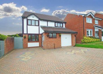 Thumbnail 4 bed detached house for sale in Tollhouse Road, Stoke Heath, Bromsgrove