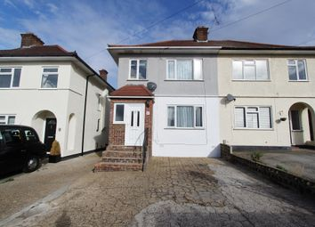 Thumbnail 3 bed semi-detached house for sale in Firbank Road, Collier Row