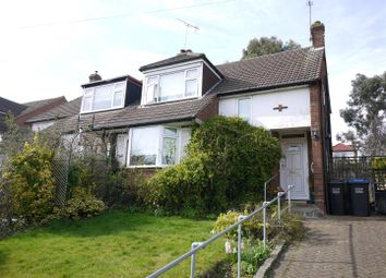 Thumbnail 3 bed semi-detached house for sale in Cranfield Crescent, Cuffley, Potters Bar