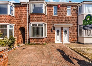 Thumbnail 3 bedroom terraced house for sale in Endsleigh Drive, Middlesbrough