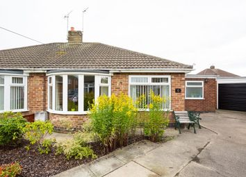 Thumbnail 2 bed bungalow for sale in Hawthorn Spinney, Huntington, York