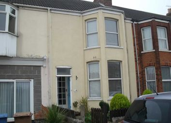 Thumbnail 3 bed terraced house to rent in Cliff Road, Hornsea, East Yorkshire