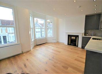 Thumbnail 3 bedroom flat for sale in Purves Road, Kensal Rise, London