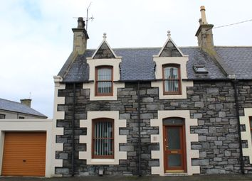 Thumbnail 3 bed semi-detached house for sale in Burnside Street, Findochty