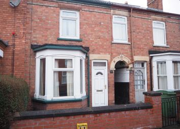 Thumbnail 3 bed terraced house for sale in Newton Street, Newark