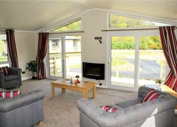 Thumbnail 3 bed mobile/park home for sale in 40 Sherwood, South Lakeland Leisure Village, Borwick, Carnforth