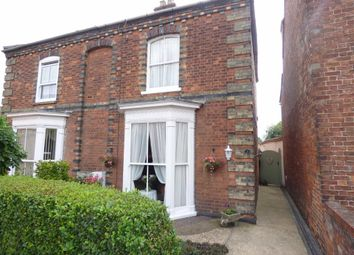 Thumbnail 3 bed property for sale in Dear Street, Market Rasen, Lincolnshire