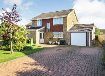 Thumbnail 4 bed detached house for sale in Papyrus Way, Sawtry, Huntingdon