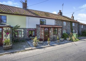 Thumbnail 3 bed terraced house for sale in East Harling, Norfolk