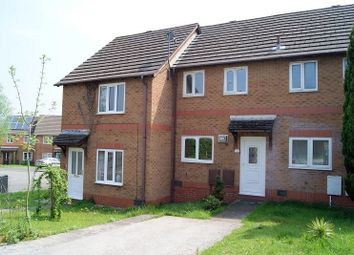 Thumbnail 2 bed terraced house to rent in St. Maddocks Close, Brackla, Bridgend.