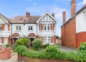 Thumbnail 3 bed flat to rent in Sutton Court Road, Chiswick