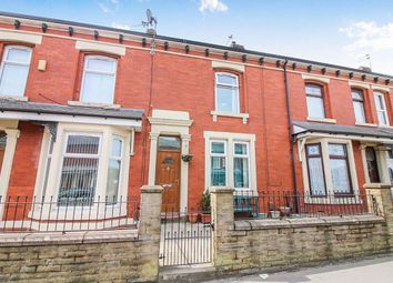 Thumbnail 2 bed terraced house for sale in Accrington Road, Blackburn