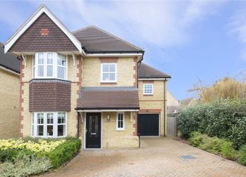 Thumbnail 5 bedroom link-detached house for sale in Nancy Edwards Place, Chelmsford, Essex