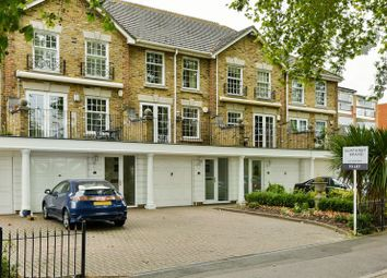 Thumbnail 4 bed terraced house to rent in Kensington Gardens, Kingston Upon Thames