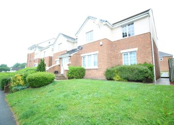 Thumbnail 2 bed flat to rent in St. Andrews Square Lowland Road, Brandon, Durham