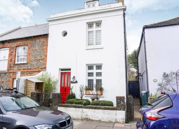 Thumbnail 3 bed cottage for sale in Park Road, Worthing