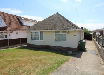 Thumbnail 3 bedroom detached bungalow for sale in Napier Road, Hamworthy, Poole