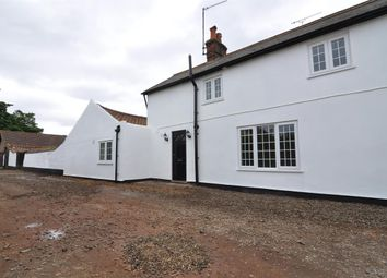 Thumbnail 2 bed cottage to rent in Beach Lane, Alderton, Woodbridge