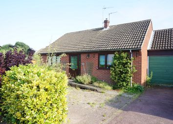 Thumbnail 2 bed bungalow for sale in Burgess Way, Brooke, Norwich