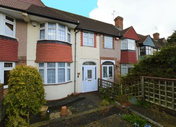 Thumbnail 3 bed terraced house for sale in Westmount Road, London