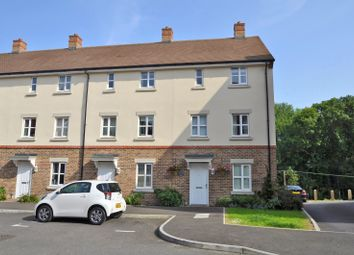 Thumbnail 3 bedroom terraced house to rent in Harwood Close, Pulborough, West Sussex