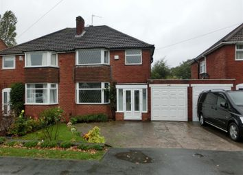 Thumbnail 3 bed semi-detached house for sale in Highters Heath Lane, Kings Heath, Birmingham