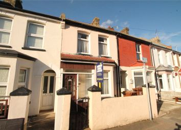 Thumbnail 3 bed terraced house for sale in Longfellow Road, Gillingham, Kent