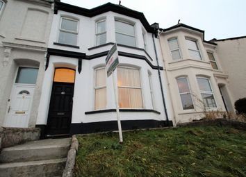 Thumbnail 2 bedroom flat to rent in Stoke, Plymouth, Devon