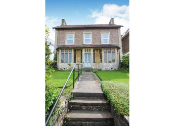 Thumbnail 5 bedroom detached house for sale in Nore Road, Portishead