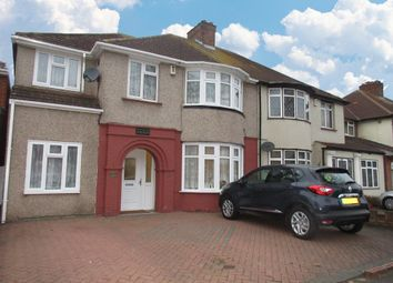 Thumbnail 6 bed semi-detached house for sale in Lady Margaret Road, Southall, Middlesex