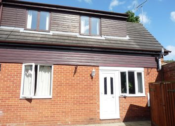 Thumbnail 1 bed flat to rent in Stevenson Road, Ipswich