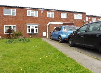 Thumbnail 3 bedroom terraced house for sale in Mendip Close, Dudley