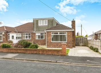 Thumbnail 3 bed bungalow for sale in Rushmoor Avenue, Ashton-In-Makerfield, Wigan