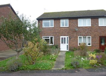 Thumbnail 3 bed semi-detached house to rent in Mallard Way, Grove